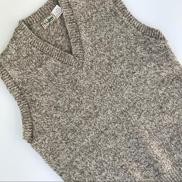 92c5e60eef2 L.L. Bean Other - LL Bean wool rag sweater vest men s medium